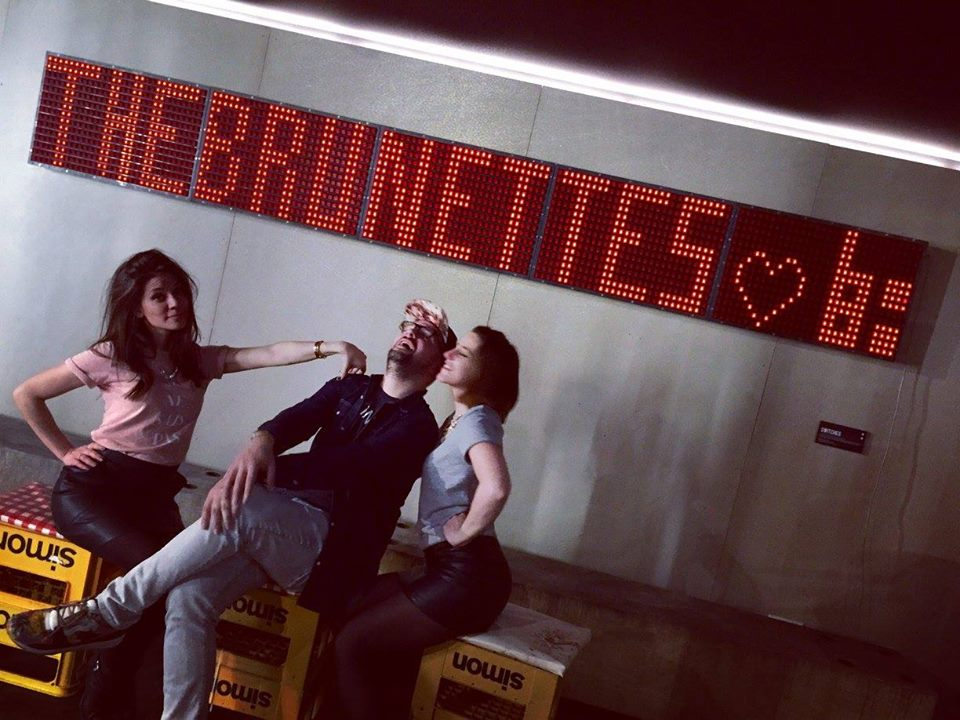 the-brunettes